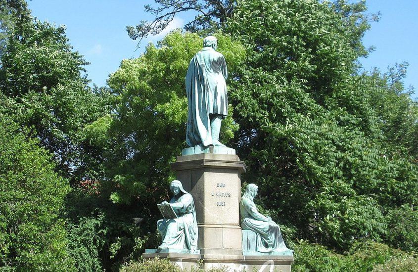 H. C. Ørsted – kendt over hele verden for sin videnskab